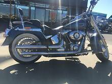 Harley Davidson 2015 Softail Deluxe FLSTN Newtown Geelong City Preview