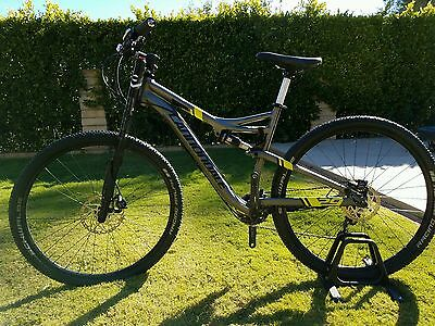 4a0648d705f 2014 Cannondale Scalpel 29er Large lefty great condition
