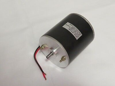 Powerful 12v Dc Motor 3.2 115hp 2150rpm 7.5a Reversiblevariable Speed-new