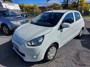 2013 Mitsubishi Mirage ES 5 DR Hatch 5 speed manual Yass Yass Valley Preview