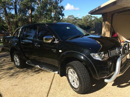 2010 Mitsubishi Triton Ute Mount Cotton Redland Area Preview