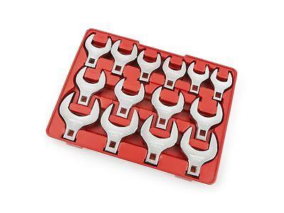 TEKTON 2585 1/2-Inch Drive Jumbo Crowfoot Wrench Set, Inch,