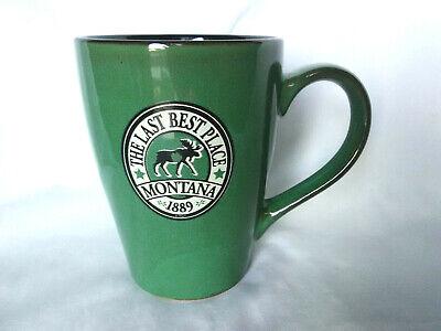 The Last Best Place, Montana 1889  Coffee Mug (The Best Coffee Mugs)
