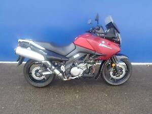 Suzuki dl1000 2006 Westcourt Cairns City Preview