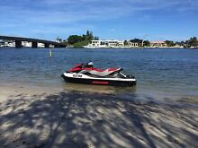 SEADOO GTX iS 215, Red & White 2010, Luxury PWC + Roller Trailer Biggera Waters Gold Coast City Preview