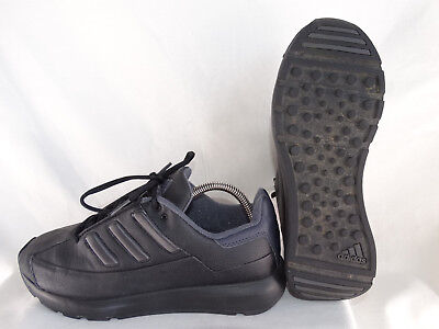 adidas Walking Saunter Damen Walkingschuhe 672201 schwarz-grau EU 41 1/3 UK 7,5 (Adidas Damen Walking Schuhe)