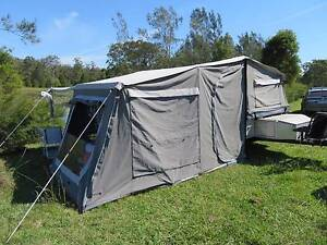 Ezytrail Camper Trailer Port Macquarie Port Macquarie City Preview
