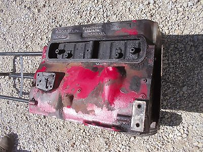 Farmall 300 Sh Rc Tractor Original Ih Engine Motor 4 Cylinder Gas Block C169