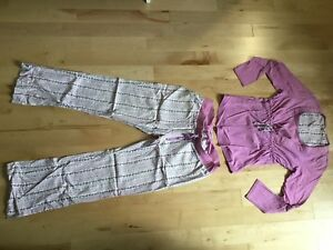 Pyjama d'allaitement S/P