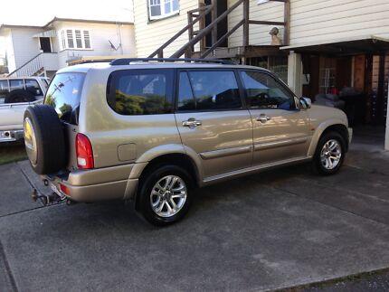 Suzuki Grand Vitara 4x4 XL-7 Ipswich Ipswich City Preview