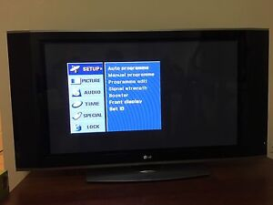 "LG 42"" Plasma TV Yeronga Brisbane South West Preview"