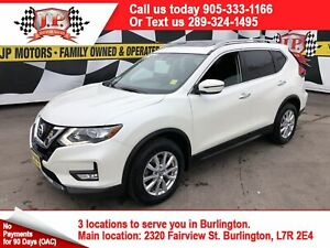 2017 Nissan Rogue SV, Automatic, Heated Seats, Bluetooth, AWD