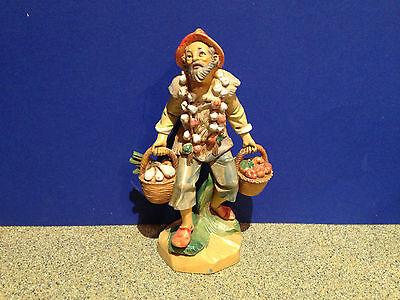 "Fontanini  5"" Collection  NATHAN Nativity Figurine w/ Box Combine Shipping"