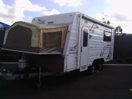 Jayco Work N Play 17FT Tandem Axle Expandable Caravan Rippleside Geelong City Preview