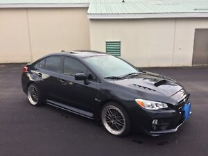 2015 Subaru Wrx Limited Sport Tech