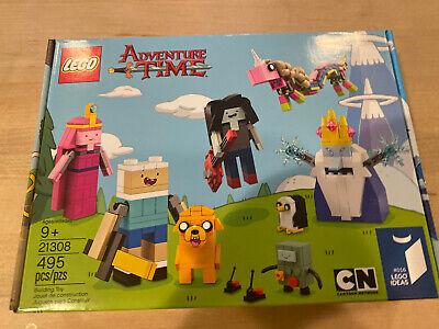 LEGO 21308 Ideas Adventure Time NISB (New in Sealed Box)