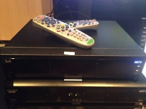 Bell satellite PVR 9242 and 9241 dual tuner