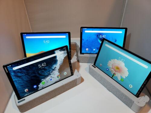 "Lenovo Smart Tab M10 Plus 10.3"" 64GB 4GB with Alexa Built-in Dock ZA6M0009US"
