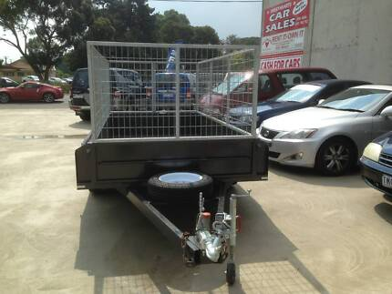 10ft x 5ft Cage Trailer or Rent me from $35 per day Werribee Wyndham Area Preview