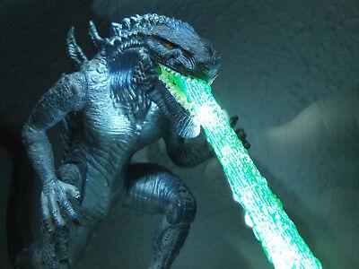 Godzilla 1998 Atomic Breath effect piece