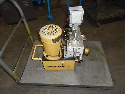 Enerpac Phn4002 G Hydraulic Power Supply 1.5 Hp
