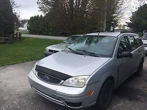 Ford focus 2005 (289 000km) 750$