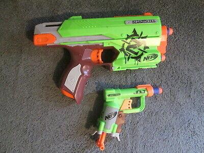 Nerf. Zombie Strike. Sidestrike and Jolt bundle. Both VGC