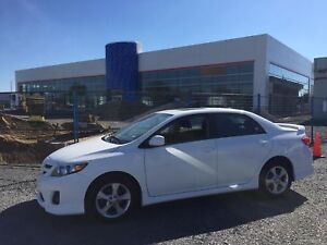 2012 Toyota Corolla S Toit ouvrant, Roues d'alliages