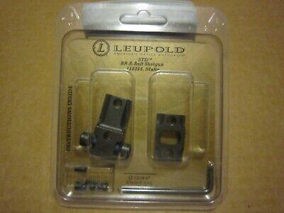 Leupold STD 2 Piece Matte Scope Base for Browning A-Bolt Shotgun #118395 Leupold Std 2 Piece Base