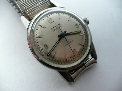 THE BEST YOU WILL FIND~VTG GRUEN PRECISION MEN'S CLASSY DRESS (Best Pre Owned Watches)
