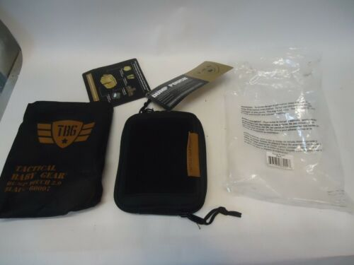 TBG Dump Pouch 2.0  Tactical Baby Gear® Black New with Tags