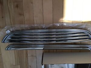 Mini Cooper 2002-2006 chrome grill