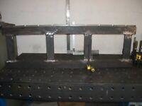 Trägerplatte FEM 3 3500kg Stapler Teleskoplader Palettengabel Bayern - Arnstorf Vorschau