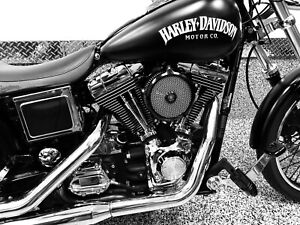 HARLEY DAVIDSON WIDE GLIDE COMME NEUF