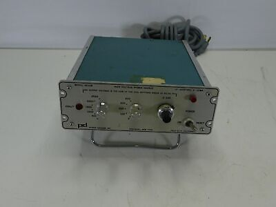 Power Designs Inc. High Voltage Scintillator Power Supply Model 3k10b 3000v 10ma