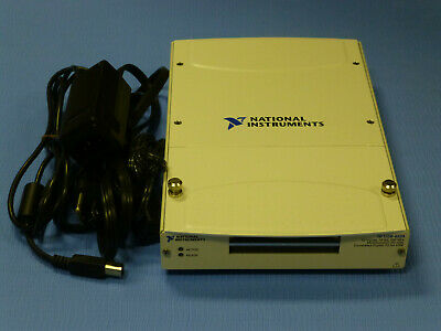 National Instruments Usb-6229 Usb Data Acquisition Device Multifunction Daq