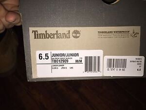 Timblerland boots youth