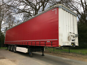 Krone SD Curtainsider, Luft/Lift, Ice Protect, Code XL