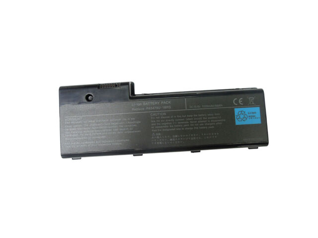 battery for TOSHIBA Satellite P100,P105 PA3480U-1BAS
