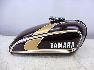 1975 Yamaha TX500 XS500 XS TX 500 Y613' gas fuel petrol tank cell