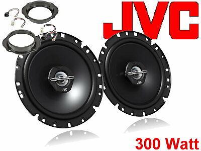 ~ JVC Lautsprecher für FORD FIESTA  11//2001-08//2008 Türen hinten 300 Watt 1720