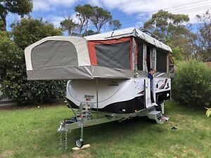 2018 Jayco eagle outback near new off road swan camper caravan extras