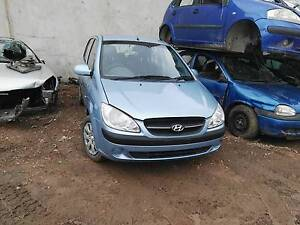 Hyundai Getz Auto 2010 for parts Broadmeadows Hume Area Preview