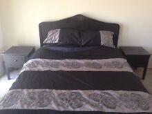 Queen size bed South Penrith Penrith Area Preview