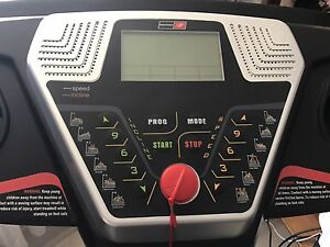 Nearly new treadmill Holden Hill Tea Tree Gully Area Preview