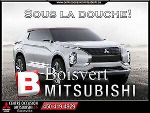 Mitsubishi Outlander GT AWC avec cuir. Tout équipé!