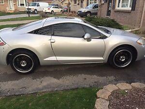 2007 Mitsubishi Eclipse GT 3.8 V6