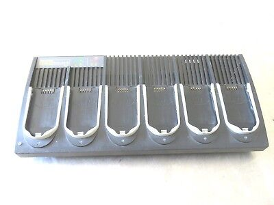 Psionteklogix Hu3006 Six Bay 75307535 Battery Charger. For Part