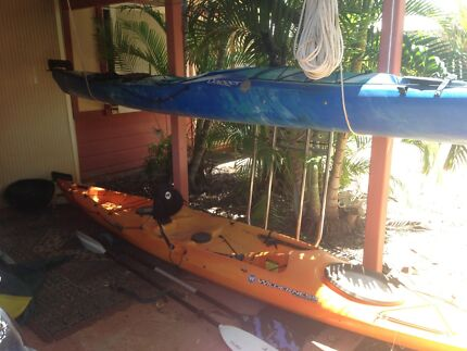 Sea Kayak x 2 - Dagger exodus 1610 Wilderness Systems Tarpon 160i Broome 6725 Broome City Preview