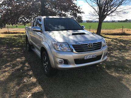 2012 Toyota Hilux Ute